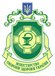 180px-UA_MinOkhZdor_emblem